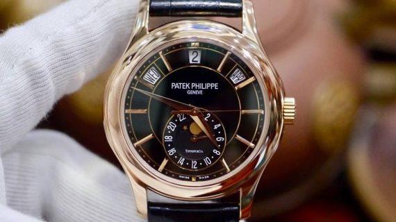 Top 6 thương hiệu đồng hồ nam danh giá nhất toàn cầu